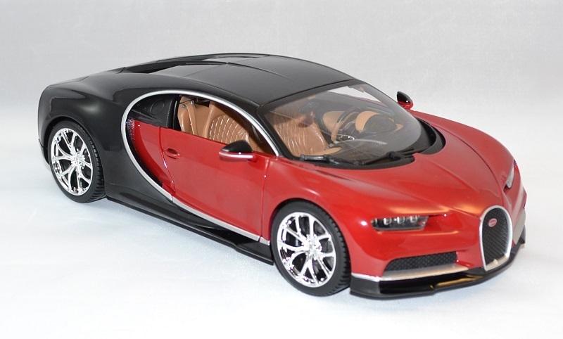 BBURAGO - Bugatti Chiron 1:18 PLUS