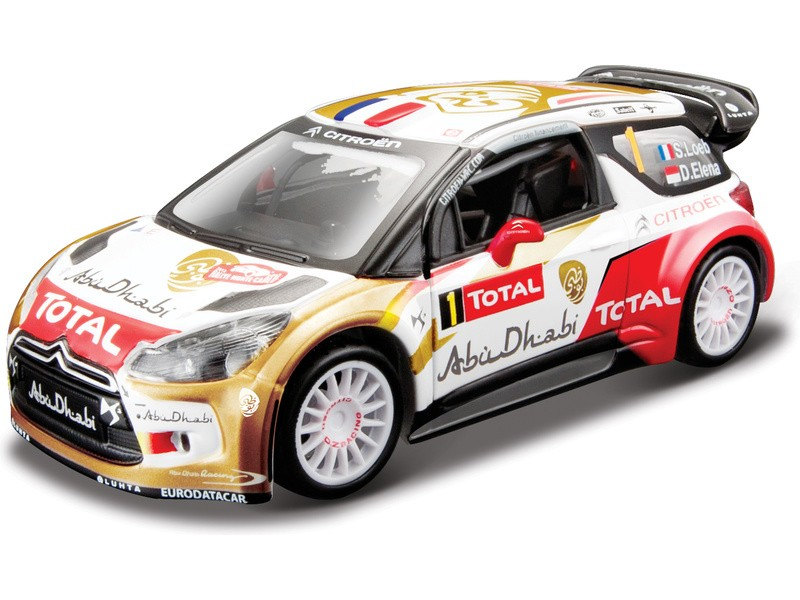 BBURAGO - Citroen Total World Rally Team 2013 Sébastien Loeb 1:32