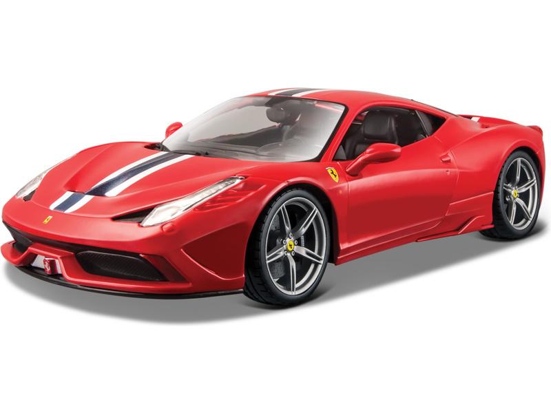 BBURAGO - Ferrari 458 Speciale 1:18 Ferrari Race&Play