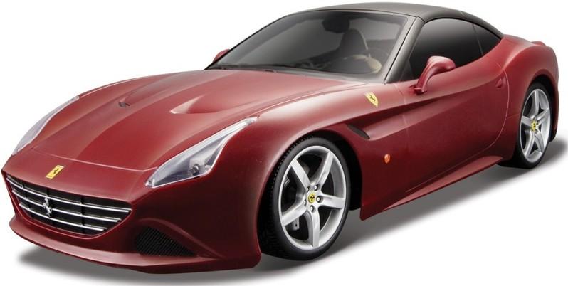 BBURAGO - Ferrari California T (Closed Top) 1:18 Ferrari Race&Play