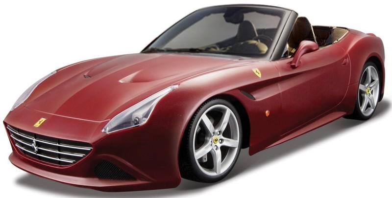BBURAGO - Ferrari California T (Open Top) 1:18 Ferrari Race&Play