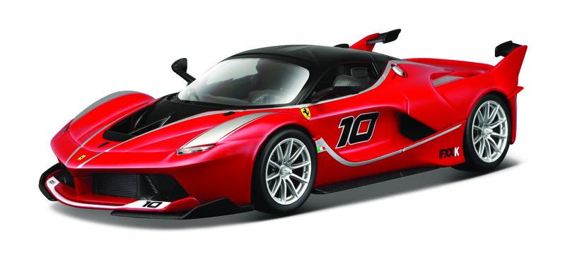 BBURAGO - Ferrari FXX K 1:18 Ferrari Race&Play