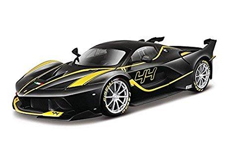 BBURAGO - Ferrari Sign FXX K 1:18 Black