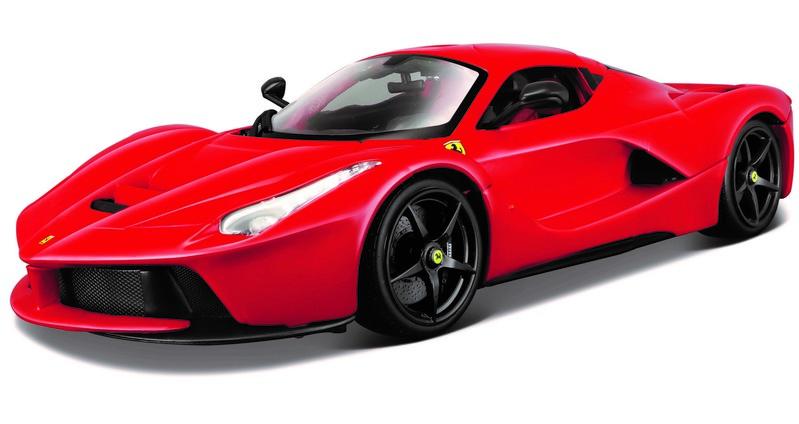 BBURAGO - LaFerrari 1:18 Ferrari Race&Play
