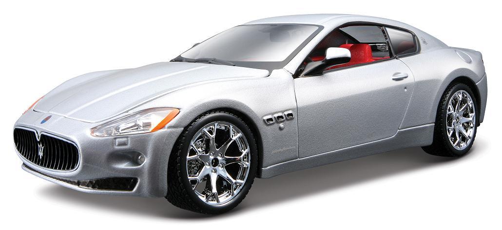 BBURAGO - Maserati GranTurismo (2008) 1:24 KIT