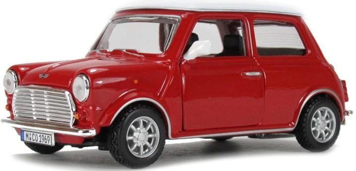 BBURAGO - Mini Cooper 1969 1:32