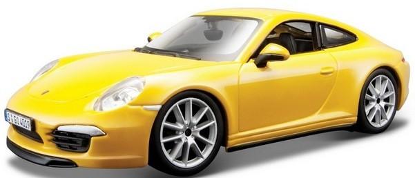 BBURAGO - Porsche 911 Carrera S 1:24 PLUS