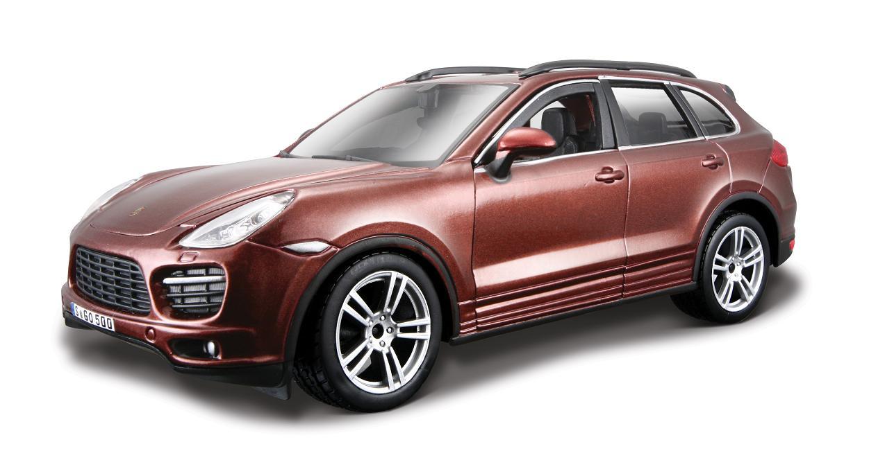 BBURAGO - Porsche Cayenne Turbo 1:24 KIT