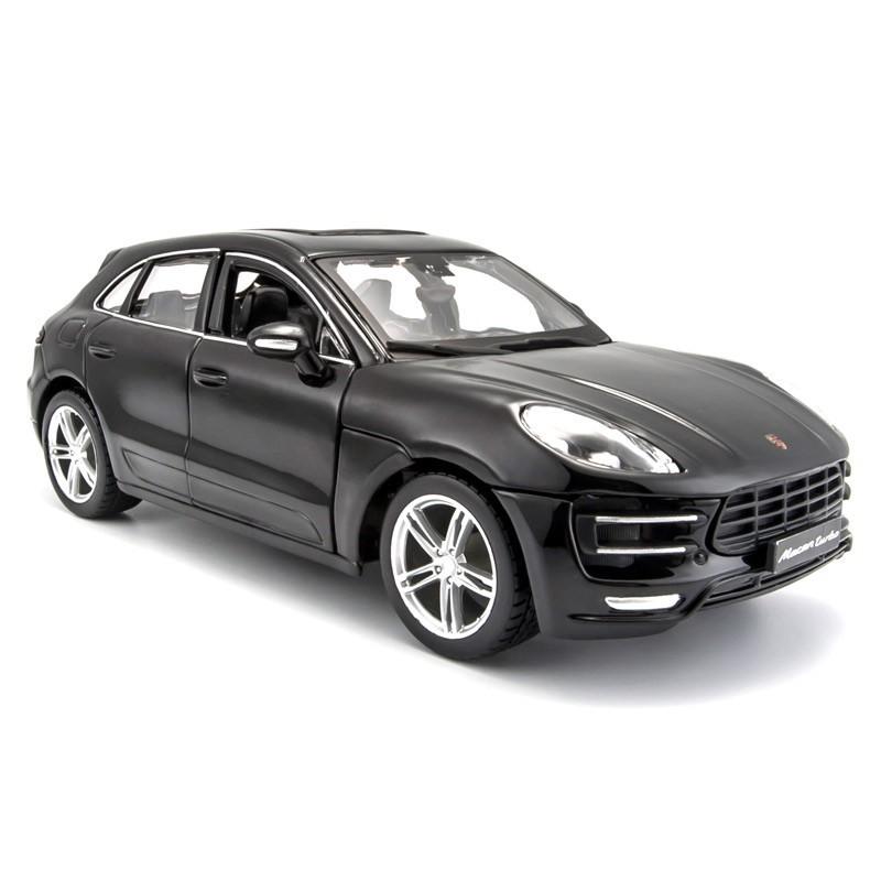 BBURAGO - Porsche Macan 1:24 PLUS