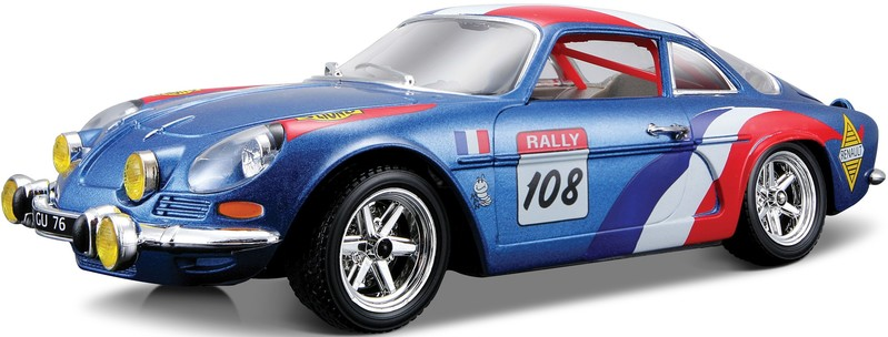 BBURAGO - Renault Alpine A110 1:24