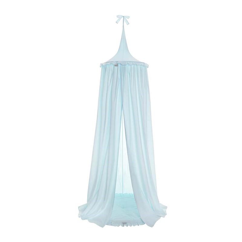 BELISIMA - Závesný stropný luxusný baldachýn tyrkysový