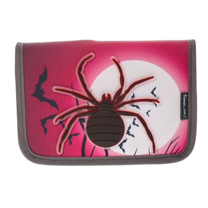 BELMIL - Peračník prázdny 1 zips Spider