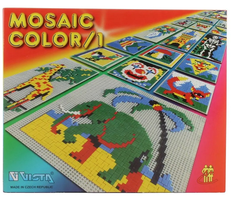 BENEŠ A LÁT - Seva Mozaika Color 1
