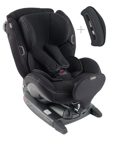 BESAFE - Autosedačka 0-18 kg iZi Combi X4 ISOfix Black Car Interior 50