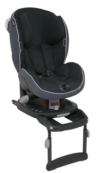 BESAFE - autosedačka 9-18 kg iZi Comfort X3 ISOfix Midnight Black 00