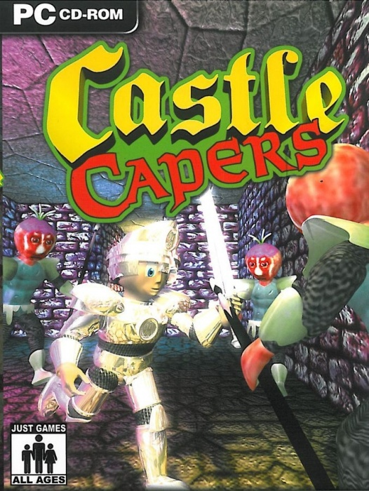 BEST ENTGAMING - PC Castle capers