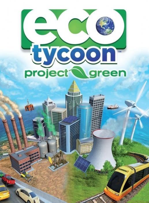 BEST ENTGAMING - PC Eco Tycoon, hra pre PC počítač