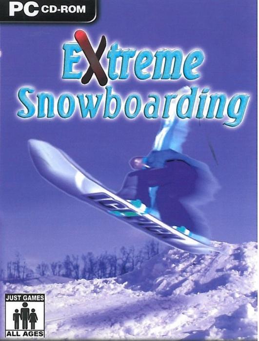 BEST ENTGAMING - PC Extreme Snowboarding, hra pre PC počítač