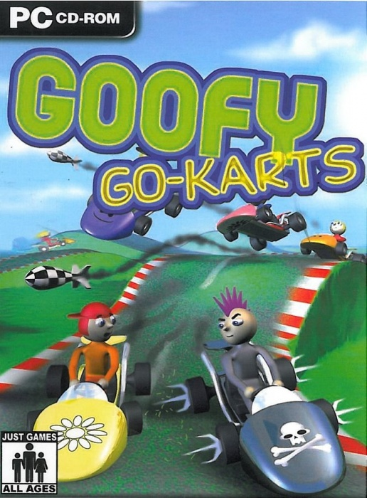 BEST ENTGAMING - PC Goofy Go Karts