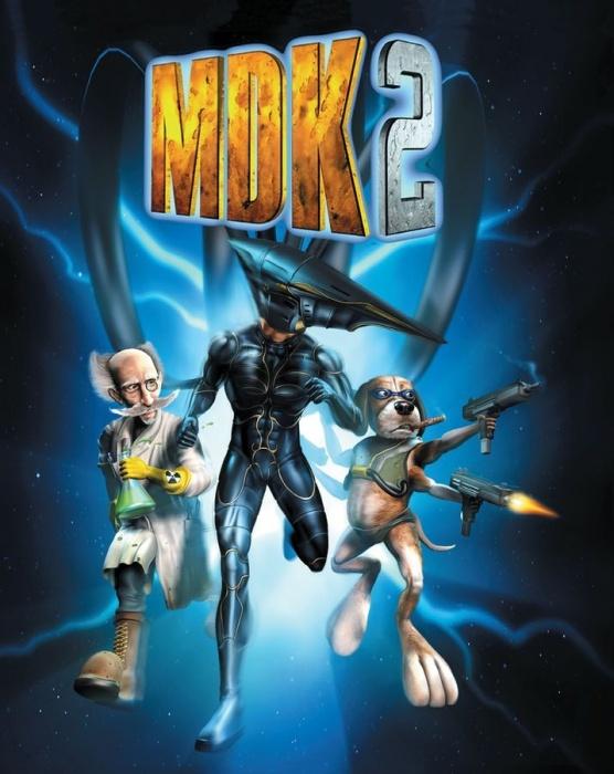 BEST ENTGAMING - PC MDK 2