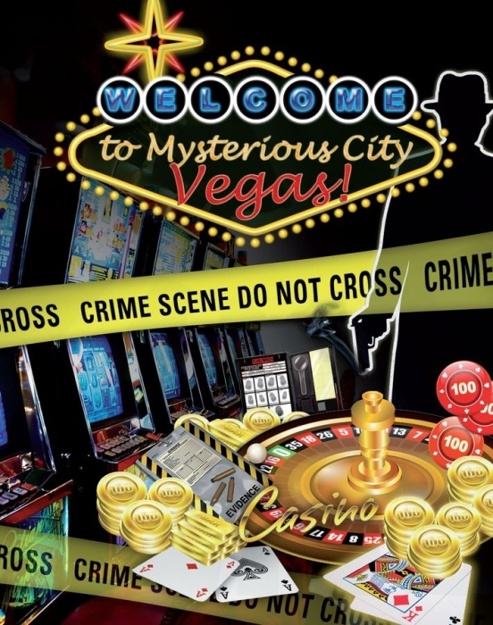 BEST ENTGAMING - PC Mysterious city vegas