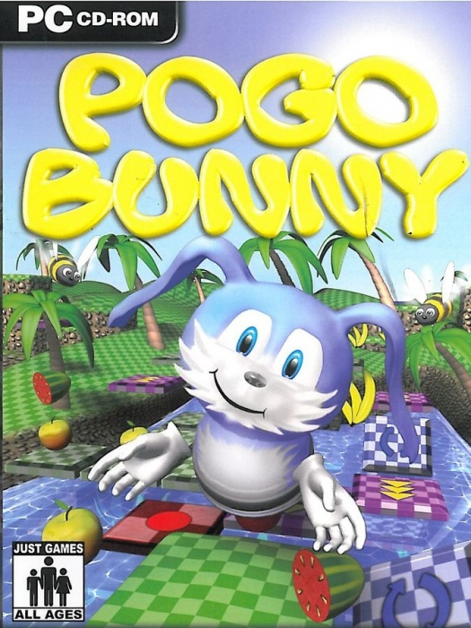 BEST ENTGAMING - PC Pogo Bunny