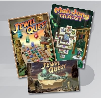 BEST ENTGAMING - PC Quest triple pack