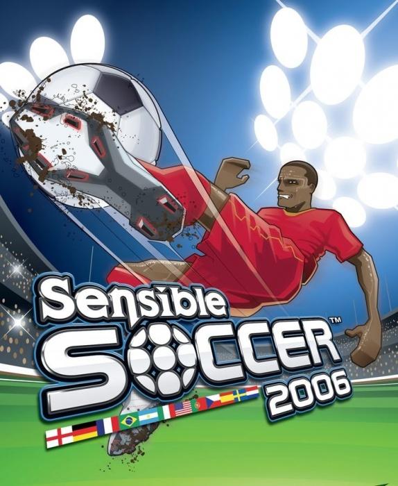 BEST ENTGAMING - PC Sensible soccer 06