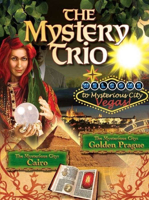 BEST ENTGAMING - PC The mystery trio