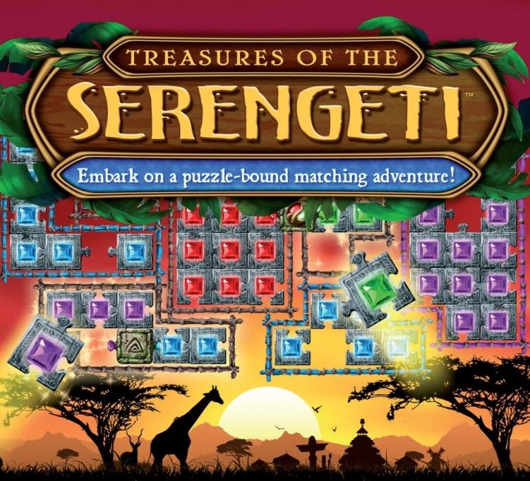 BEST ENTGAMING - PC Treasures of the Segengeti