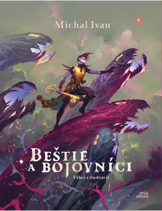 Beštie a bojovníci - Michal Ivan