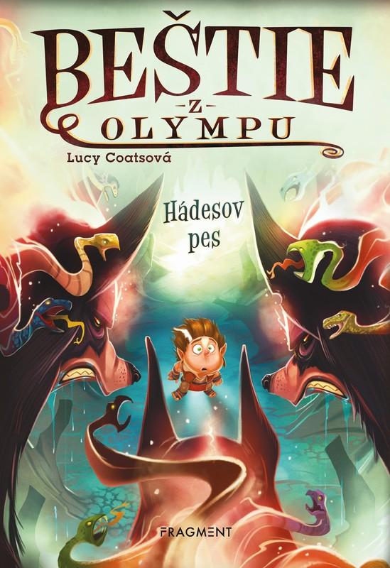 Beštie z Olympu 2 - Hádesov pes - Lucy Coats
