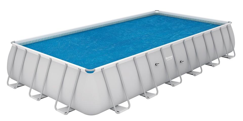 BESTWAY - 58228 solárna plachta na bazén 7,32x3,6m