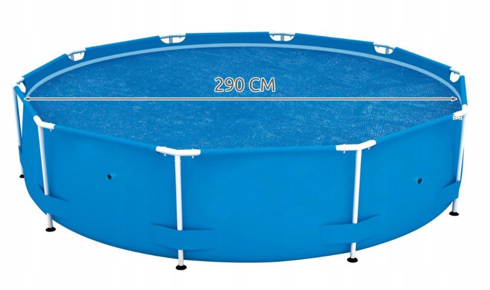 BESTWAY - 58241 solárna plachta na bazén s konštrukciou 3,05m