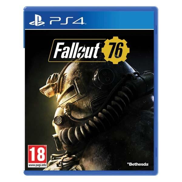 BETHESDA - PS4 Fallout 76