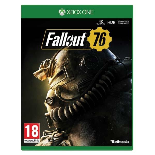 BETHESDA - XONE Fallout 76