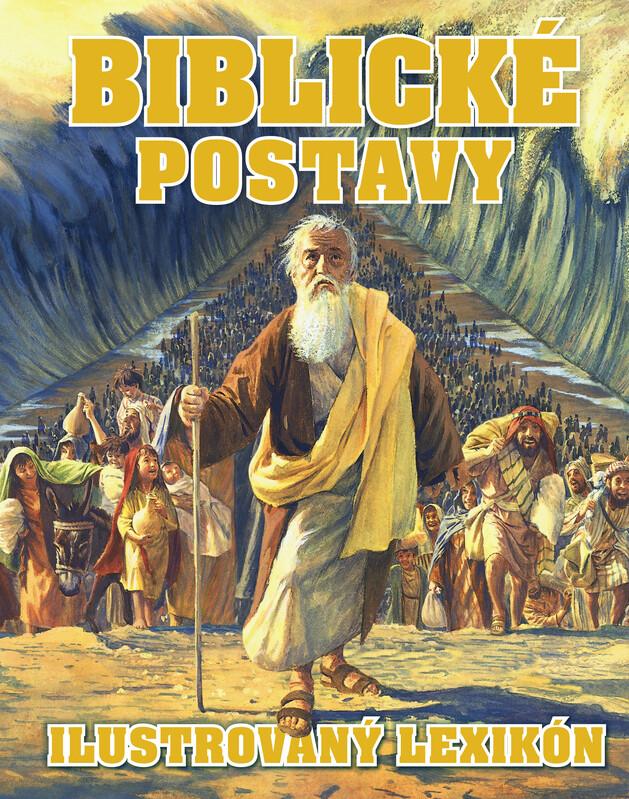 Biblické postavy - kolektív autorov