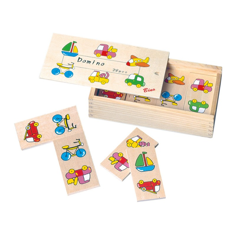 Bino - 84078 Domino Doprava v krabičke
