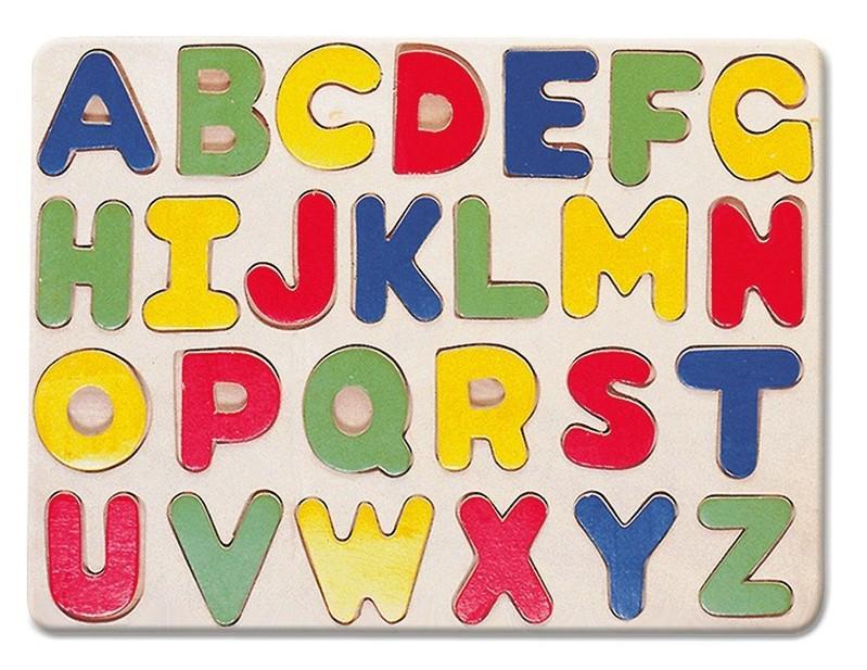 Bino - 88045 Puzzle Abeceda