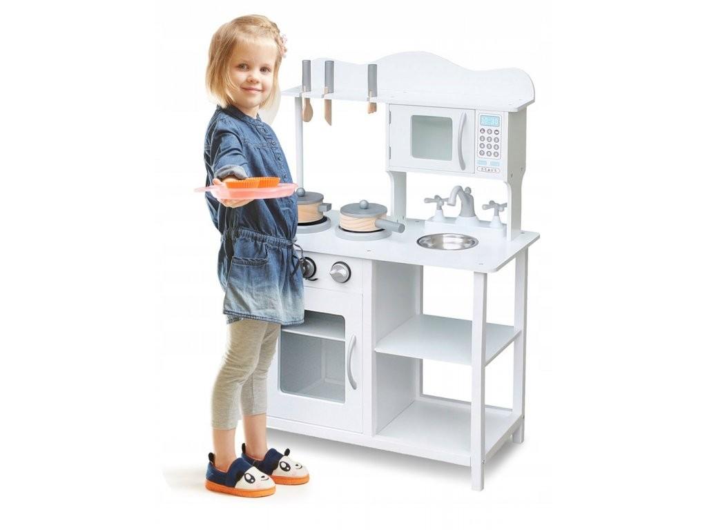 BINO - Bino Detská kuchynka Amelie s príslušenstvom 83726