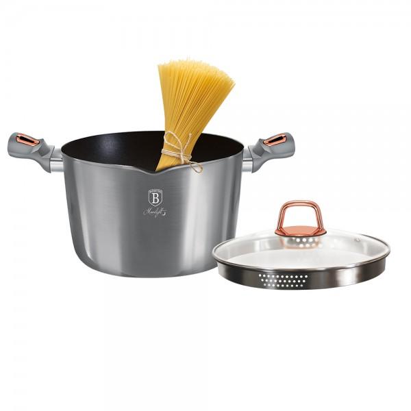 BLAUMANN - Hrniec na špagety 24cm Moonlig, BH-6015