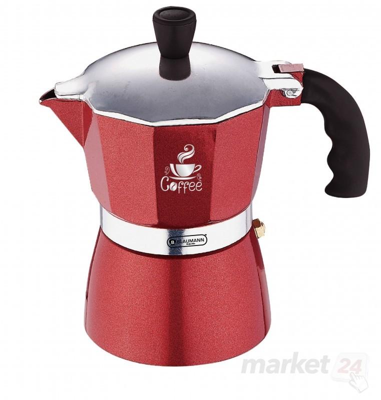 BLAUMANN - Kávovar pre 3 osoby, BL-1127