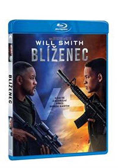 Blíženec Blu-ray