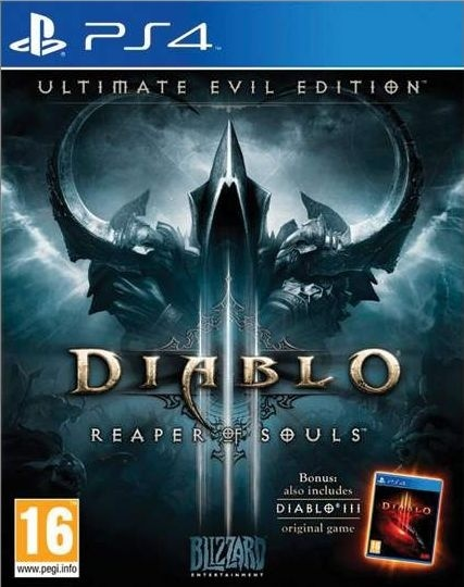 BLIZZARD - PS4 Diablo III Ultimate Evil Edition