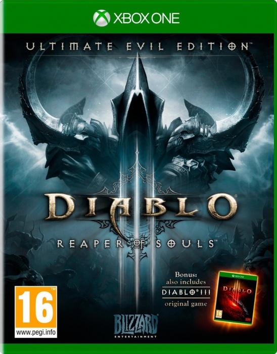 BLIZZARD - XONE Diablo III Ultimate Evil Edition, hra pre konzolu Xbox One