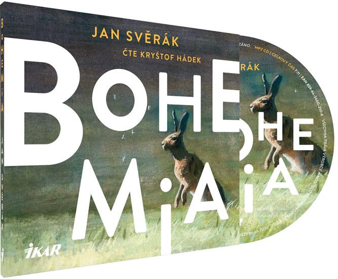 Bohemia - audioknihovna - Jan Svěrák