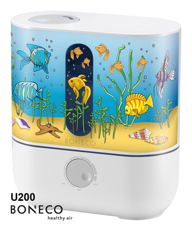 BONECO - U200 Ultrazvukový zvlhčovač vzduchu s Motívom akvária