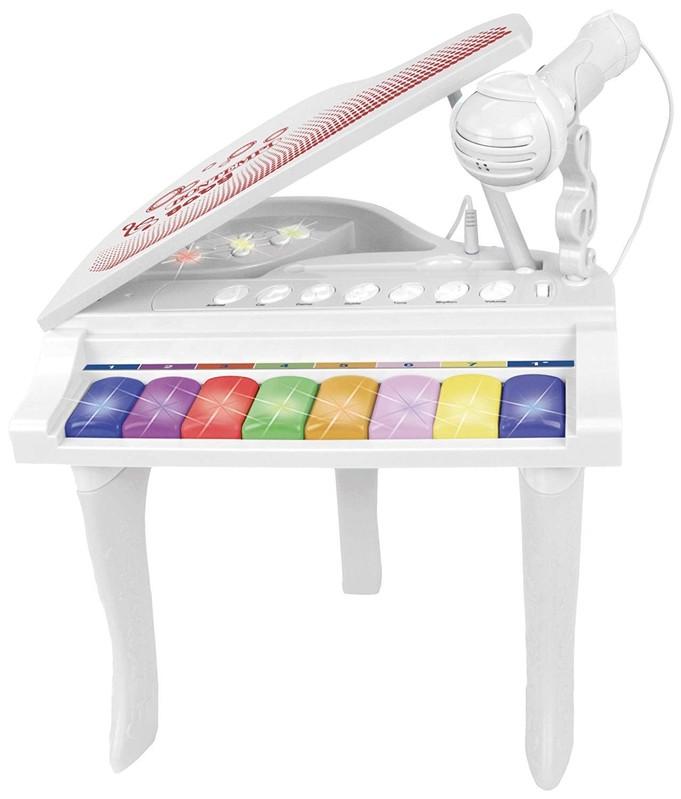 BONTEMPI - Baby elektronické piano s mikrofónom 102025