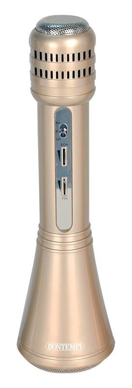 BONTEMPI - Bezdrôtový mikrofón 485001