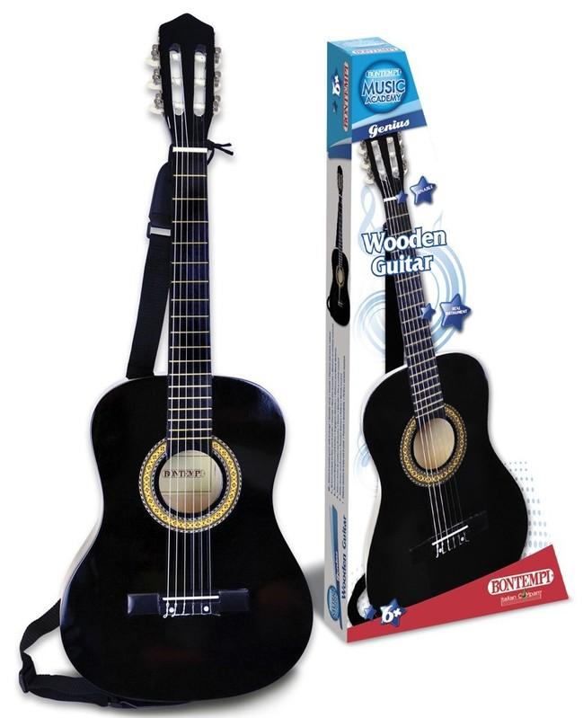 BONTEMPI - detská drevená gitara 229210